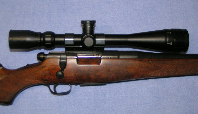 BSA scope