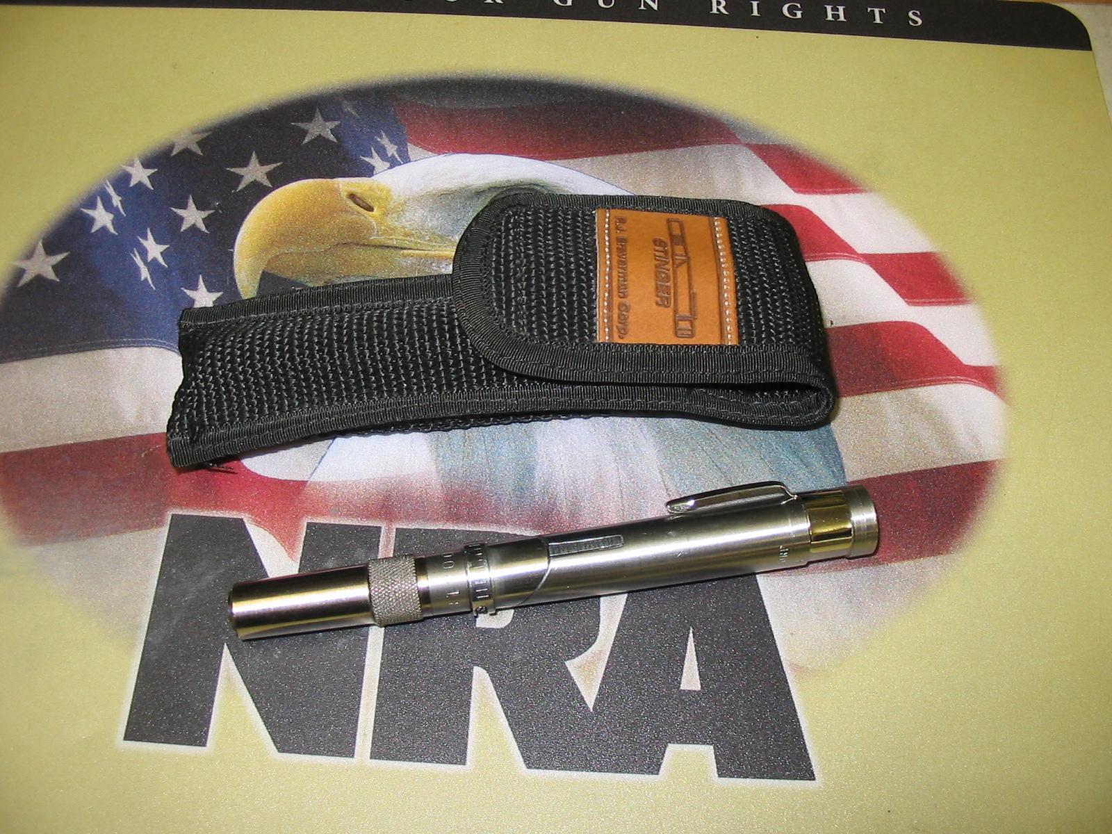 Braverman pen gun 1