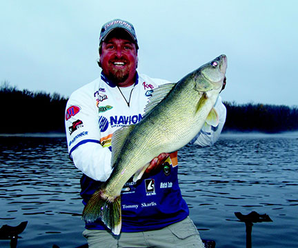 (photo submitted): Tommy Skarlis, one of the hottest tournament anglers in the country, will be the featured speaker at the IGLFC's annual spring fishing seminar on Thursday, February 11 at the Hap Ketelsen Community Center in Everly.