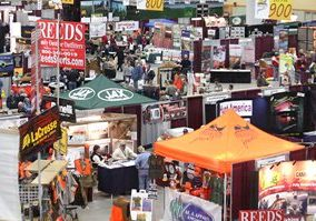 (photo by Pheasants Forever)  Pheasant Fest & Quail Classic is a trade show that focuses on wildlife conservation, upland game bird hunting (pheasant and quail), dog training, and wildlife habitat management and restoration.