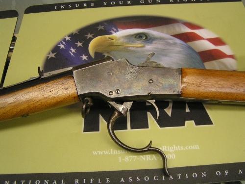Hopkins & Allen Falling Block Rifle | Northwest Iowa